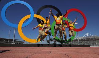 Wir verraten Ihnen, wie Sie keinen Wettbewerb bei den Olympischen Spielen verpassen. (Foto)