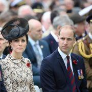 Trennung! Abschied bei Prinz William und Catherine (Foto)