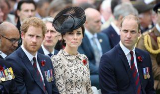 William und Kate müssen Abschied nehmen. (Foto)