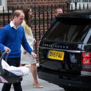 Auf dieses Schmuckstück wollen William und Kate künftig verzichten.