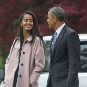 Heiße Kurven! Obama-Tochter lässt die Hüften kreisen (Foto)