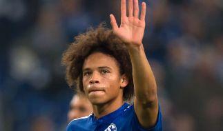 Leroy Sané: Der nächste Bundesliga-Profi geht zu Pep. (Foto)