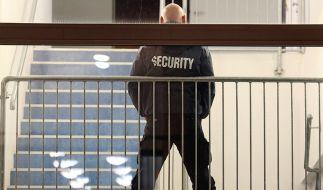 In Deutschland ist die Nachfrage nach privatem Sicherheitspersonal gestiegen. (Foto)