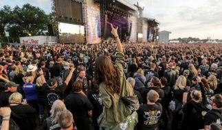 75.000 Fans werden auch 2016 zum Wacken Open Air erwartet. (Foto)