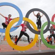 Die Highlights der Olympia-Eröffnung noch einmal erleben (Foto)