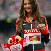 Sprinterin Gesa Felicitas Krause.