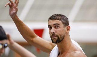 Schwimm-Star Michael Phelps ist glücklich vergeben. (Foto)