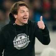 Hannover führt Zweitliga-Tabelle an - Montag: Stuttgart vs. St. Pauli (Foto)