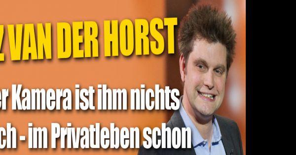 Lutz Van Der Horst Privat