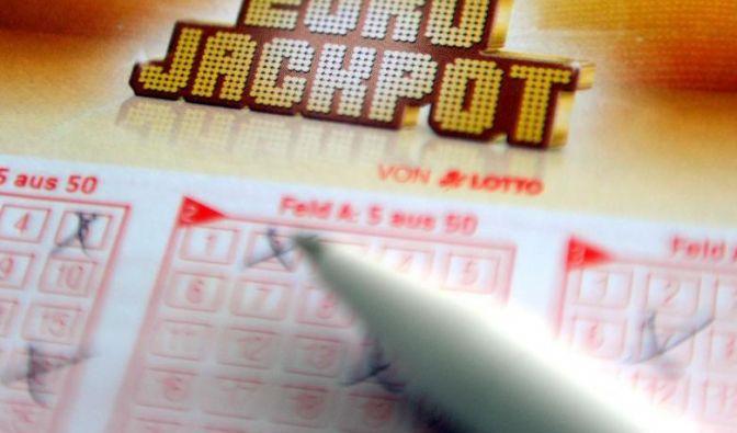 Eurojackpot vom 15.12.2017