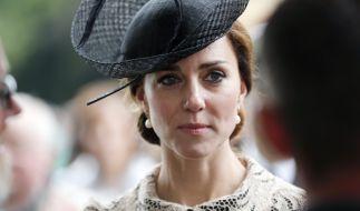 Ein ereignisreiche Woche liegt hinter Herzogin Kate. (Foto)