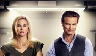 Ein ungleiches Ermittlerpaar: Henry Ross (Dylan Neal) und Maggie Price (Brooke Burns). (Foto)
