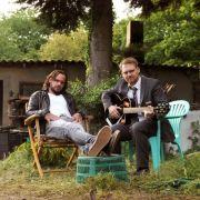 Moritz Bleibtreu und Axel Stein als skurriles Gangster-Duo unterwegs! (Foto)