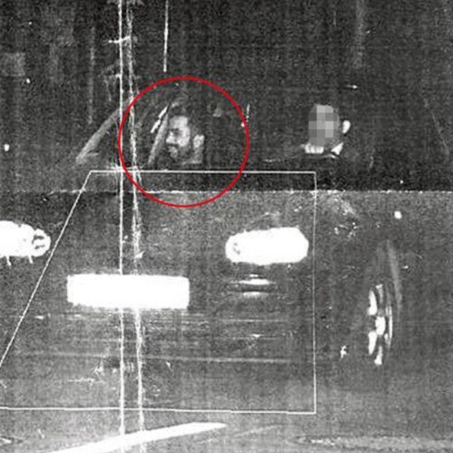 Blitzer-Foto von Hochzeitsmörder! Kurz vorher tötete er seine Cousine (Foto)