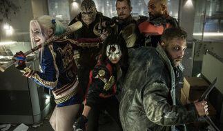 Die Bösen der Bösen werden für das Suicide Squad rekrutiert. (Foto)