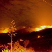 So hauste der mutmaßliche Brandstifter der Kanareninsel (Foto)