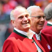 Uli Hoeneß kandidiert wieder für Präsidentenamt beim FC Bayern (Foto)
