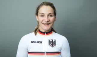 Die Radsportlerin Kristina Vogel nimmt 2016 bei den Olympischen Spielen in Rio teil. (Foto)