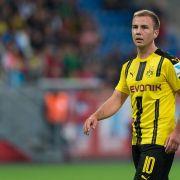 Dortmund schlägt Halle in Testspiel mit 3:0 (Foto)