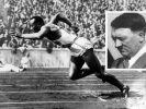 Adolf Hitler ein Dorn im Auge: Sport-Star Jesse Owens. (Foto)