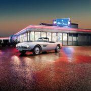 Elvis' BMW 507 lebt: So sieht der Roadster des King of Rock'n Roll aus (Foto)