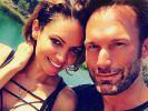 Bastian Yotta und seine neue Liebe Sandra Luesse. (Foto)