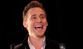 Tom Hiddleston ist nun auf Instagram und wird gleich veräppelt. (Foto)