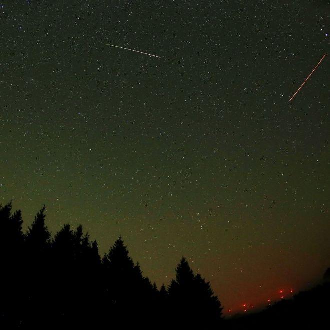 Perseiden am Himmel: So gelingt das perfekte Sternschnuppen-Foto! (Foto)