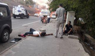 Bei mehreren Attentaten in der Türkei wurden Dutzenden Zivilisten verletzt. (Foto)