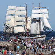 ALLE Infos zu Tickets und Programm der 26. Hanse Sail (Foto)