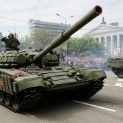 Gegen Putins Armee hätten wir keine Chance! (Foto)