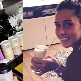 Mit diesen Diät-Drinks nerven die Promi-Damen ihre Fans (Foto)