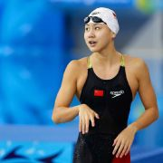 Olympia-Schwimmerin positiv auf Doping getestet (Foto)