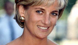 Prinzessin Diana starb am 31. August 1997 bei einem tragischen Verkehrsunfall in Paris. (Foto)