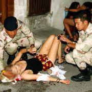 Anschläge erschüttern Thailand - auch Deutsche unter den Opfern (Foto)