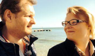 """Jens Büchner zeigte sich zusammen mit Sarah bei """"Goodbye Deutschland!"""". (Foto)"""