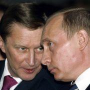 Putin feuert zweitmächtigsten Mann Russlands (Foto)