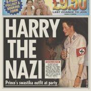 Penis-Panne und Nazi-Eklat! So peinlich ist der Party-Prinz (Foto)