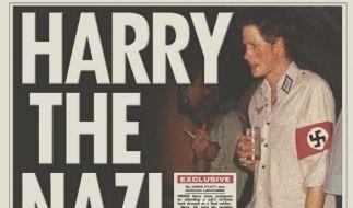 Prinz Harry war schon immer für eine Schlagzeile gut. (Foto)