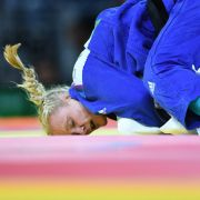 Deutsche Judoka im Olympia-Kampf bewusstlos gewürgt (Foto)