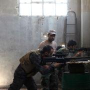 UN prüfen Bericht über Gasangriff in Aleppo - Lage dramatisch (Foto)