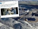 Mumifizierte Kreatur in Diamantenmine entdeckt