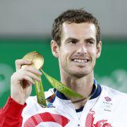 Emotionales Tennis-Finale mit 2 Gewinnern - Murray sorgt für Novum (Foto)