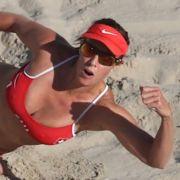 """Volleyballerin Isabelle Forrer hat """"massive...Wasserflaschen"""" (Foto)"""