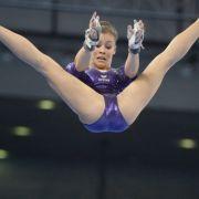 Marcel Nguyens Freundin Michelle Timm ist ebenso atlethisch wie der Olympia-Star.