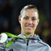 Angelique Kerber: Silber im Damen-Tennis
