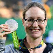 Lisa Unruh: Silber im Bogenschießen