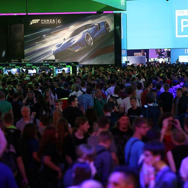Alle Infos zum Gaming-Event (Foto)