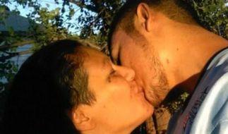 Es ist eine Liebe, die in den USA mit Gefängnis bestraft wird: Die 36-jährige Monica Mares liebt ihren 19-jährigen Sohn Caleb Peterson. (Foto)