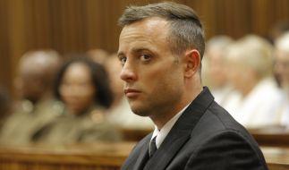 Oscar Pistorius im Berufungsverfahren. (Foto)